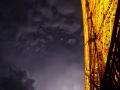 Paris Eiffelturm Blitz