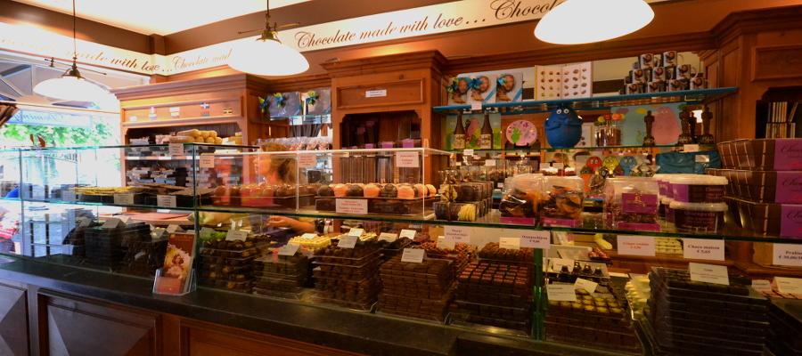 The Chocolate Line Brügge