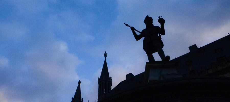 Karl der Große Aachen