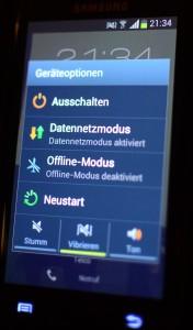 Smartphone Display