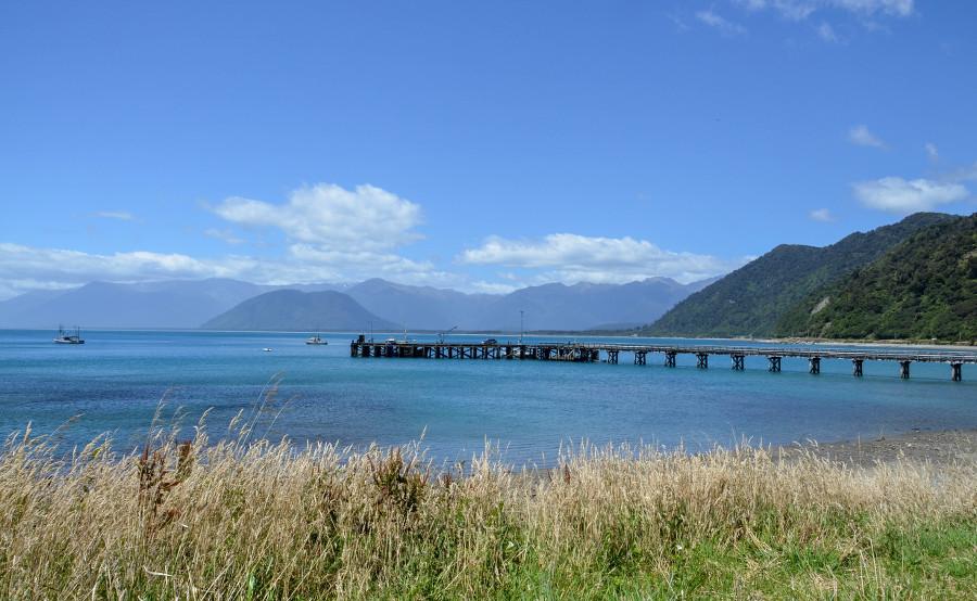 Neuseeland Jackson Bay