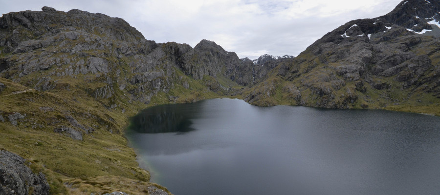 Routeburn Track Lake Harris