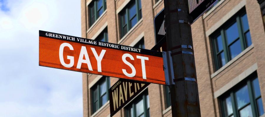 Gay Street NY