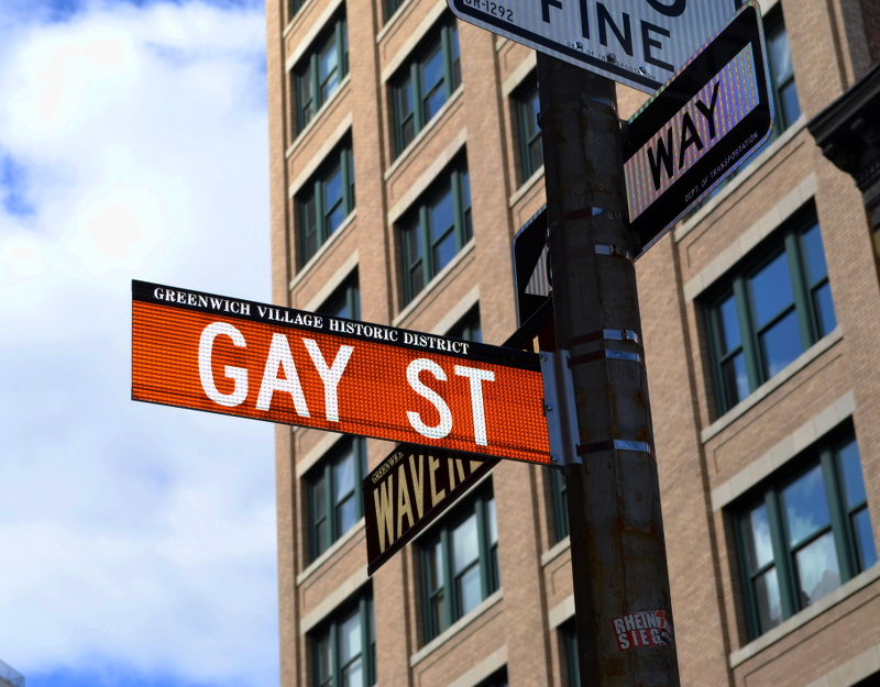 Gay Street New York