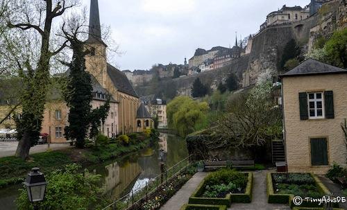 Luxemburg beschaulich