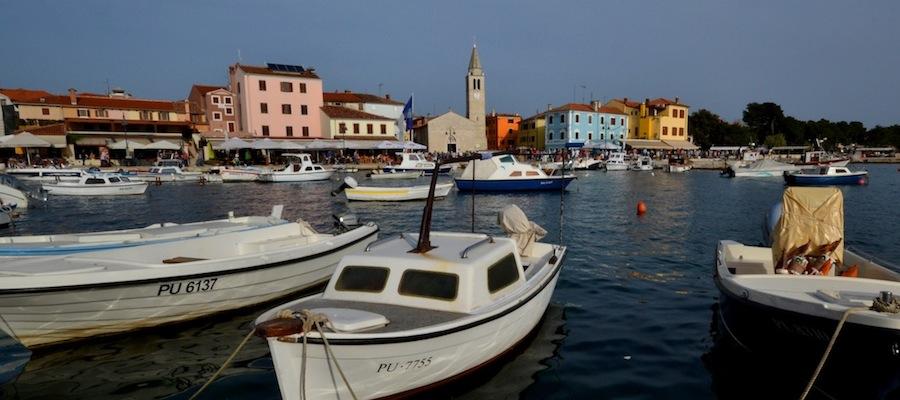Fazana Kroatien