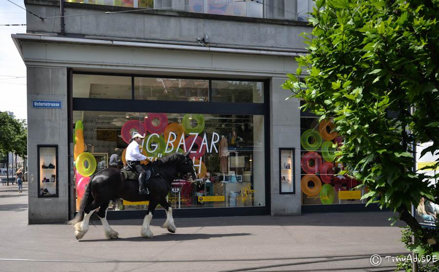 Mini-Abenteuer Zürich