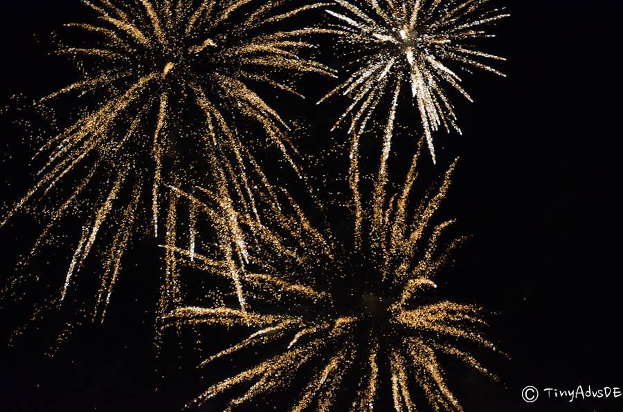 Tivoli Feuerwerk