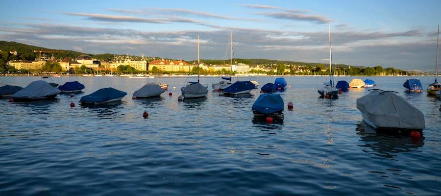 Wochenendtrip Zürich See