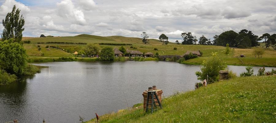 Hobbiton Neuseeland