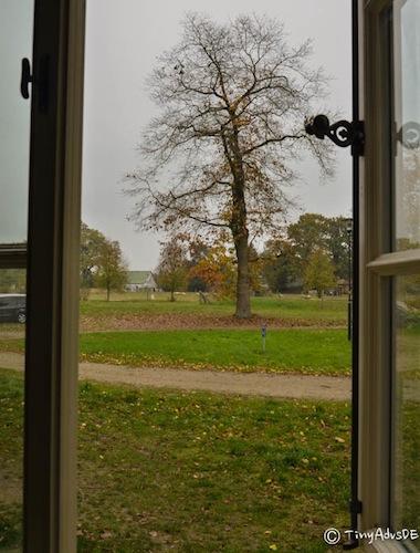 Gutshaus Below Fenster