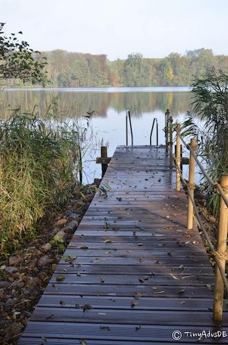 Schloss Schorrsow See