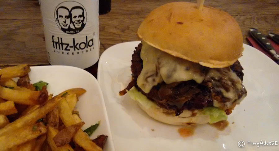 Fette Kuh Burger