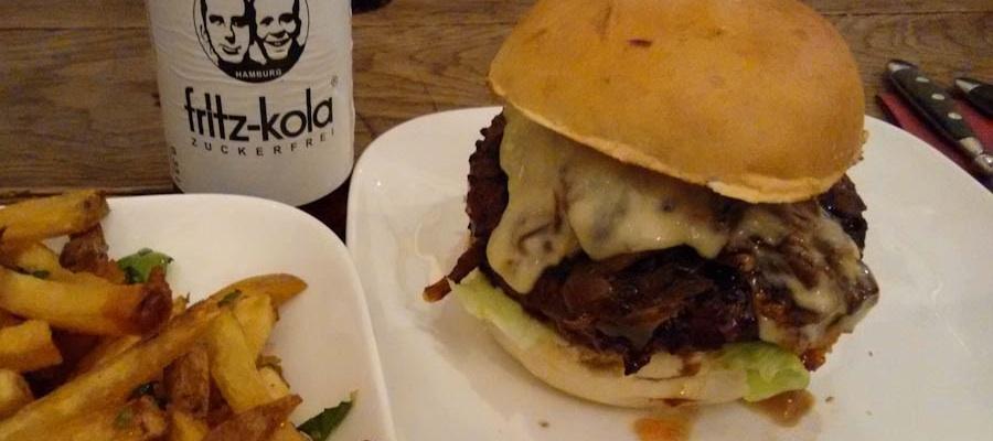 Fette Kuh Burger Titel