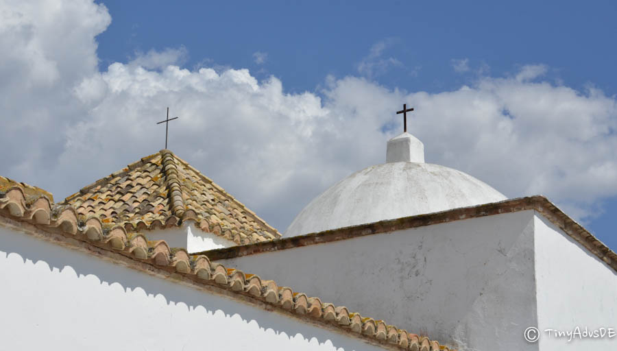 Ayamonte Kirche