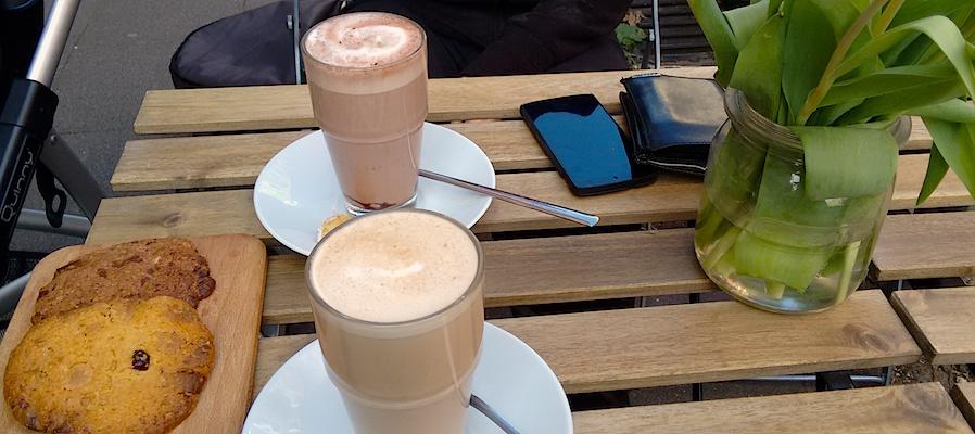 Bambule. Kaffeebar