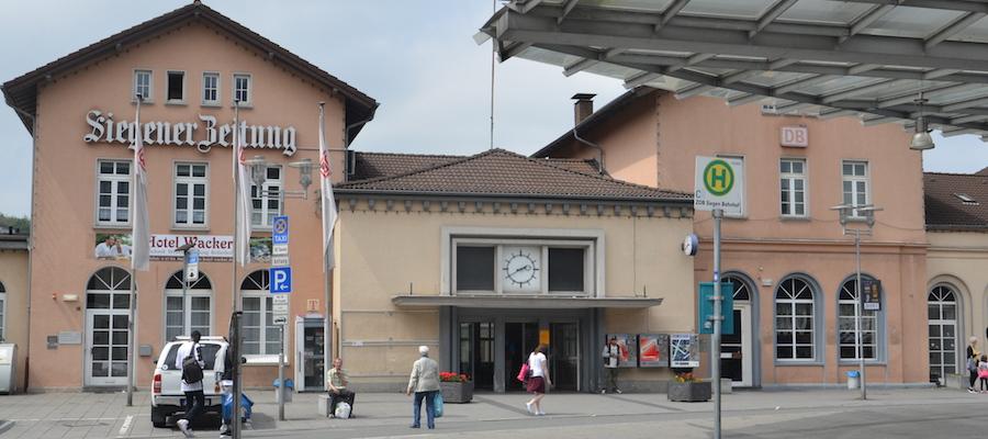Siegen Bahnhof