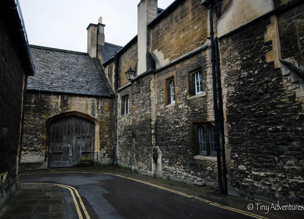 Oxford Gasse