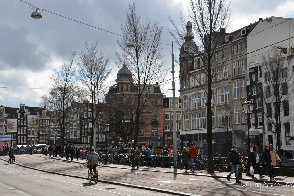 Amsterdam Straße