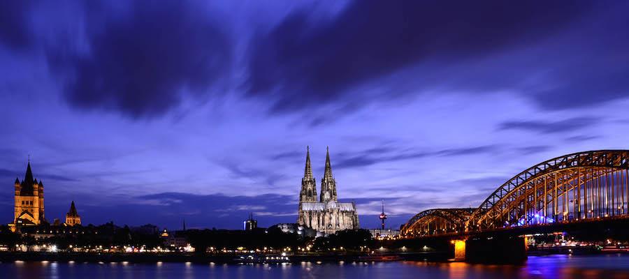 Blaue Stunde Köln