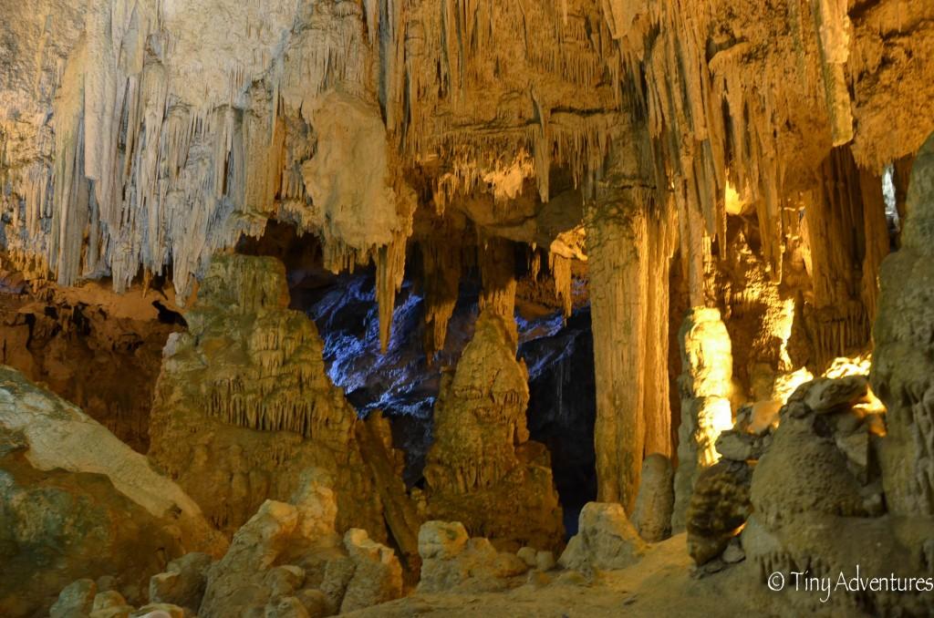 Grotta di Nettuno Eingang