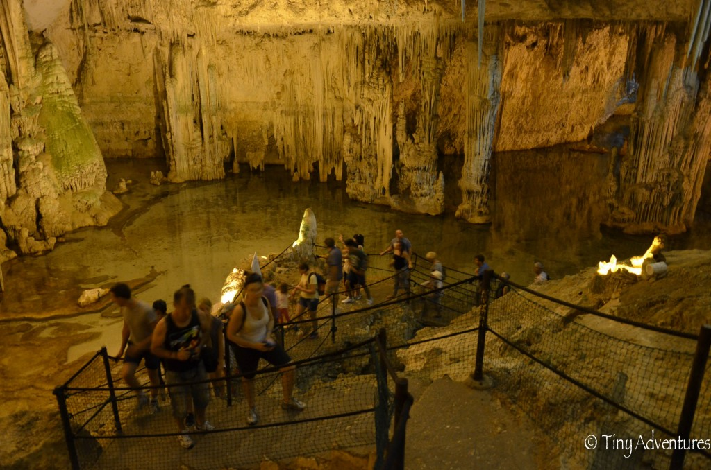 Grotta di Nettuno Innen
