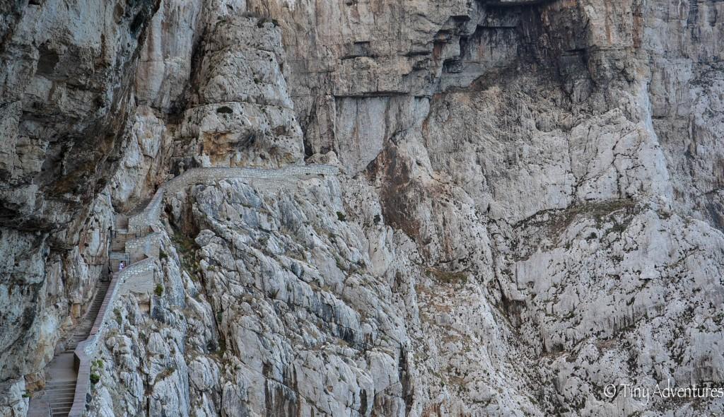 Grotta di Nettuno Escala del Cabirol